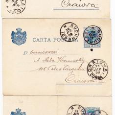 Lot 3 CP circulate Bucuresci-Craiova 1899