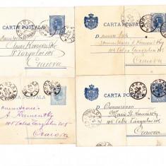 Lot 4 CP circulate Bucuresci-Craiova 1897-1898
