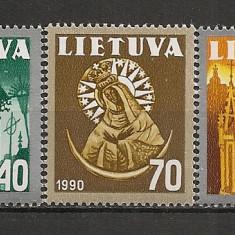 Lituania.1991 Simboluri nationale  SL.64