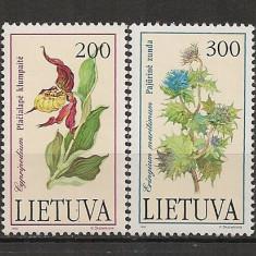 Lituania.1992 Flori SL.71 - Timbre straine