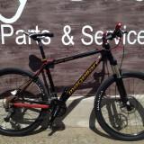 Bicicleta Magellan Pyxis Team - Mountain Bike Nespecificat, 18 inch, 26 inch, Numar viteze: 30, Aluminiu, Negru