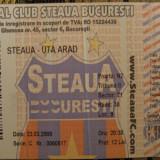 Bilet meci Steaua - UTA