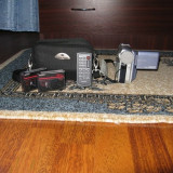 Handycam sony DCR PC105 cu telecomanda - Camera Video Sony, 2-3 inch, Mini DV, CCD