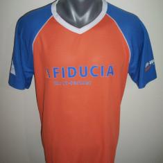 Tricou Fiducia; marime L: 53 cm bust, 65 cm lungime - Tricou barbati, Marime: L, Culoare: Din imagine