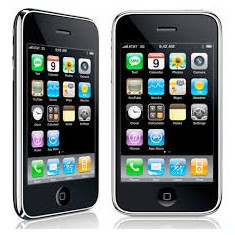 iPhone 3G Apple TOUCH DEFECT, Negru, 8GB, Neblocat