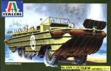 + Macheta 1:35 Italeri 6392 - DUKW Amphibious Truck +