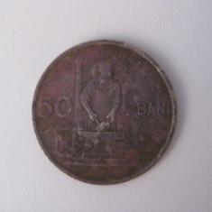 50 BANI CUPRU 1955 - Moneda Romania
