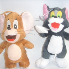 TOM SI JERRY SET DOUA JUCARII MUZICALE SI DRAGALASE - Jucarii plus Disney