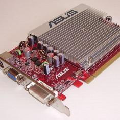 Placa video Radeon 2400 HD - Placa video PC Asus, PCI Express, 512 MB, Altul