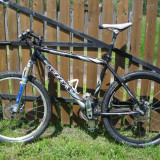 mtb Kelly's raptor xc