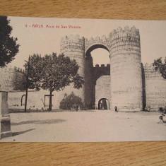 CAB4 - SPANIA, Circulata, Fotografie