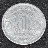 1570 FRANTA 1 FRANC 1942
