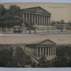 2 C.P. CU PARIS DIN ANII 1900