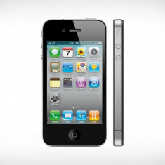 iPhone 4 Apple neverlocked, Negru, 16GB, Neblocat