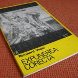 Reinhard Vogel - Expunerea corecta - Carte Fotografie