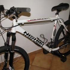 Bicicleta MTB Nishiki Colorado XC cu imbunatatiri