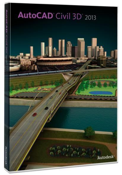 Buy Autodesk AutoCAD Civil 3D 2013