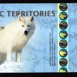 TERITORIILE ARCTICE ( ARCTIC TERRITORIES ) 6 DOLLARS 2013 SPECIMEN UNC
