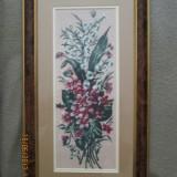 Goblen inramat,, Buchet'' - Tapiterie Goblen
