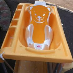 Cadita baie pentru copii Brevi