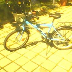 Vindem bicicleta dhs Prince noua - Mountain Bike DHS, 16 inch, Numar viteze: 1, Aluminiu