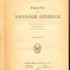 VILFREDO PARETO - TRAITE DE SOCIOLOGIE GENERALE VOL.2 (N1) by DARK WADDER - Roman