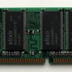 DDR1   512mb  Elixir 400  PC3200 CL3  Testata!!!   112 