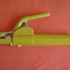 CLESTE de SUDURA, CLESTE pentru ELECTROD