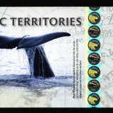 TERITORIILE ARCTICE ( ARCTIC TERRITORIES ) 11 DOLLARS 2013 SPECIMEN UNC