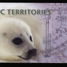 TERITORIILE ARCTICE ( ARCTIC TERRITORIES ) 2 DOLLARS SPECIMEN 2010 UNC