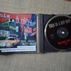 This is a hip hop the real hip hop cd vol. 2 - Muzica Hip Hop