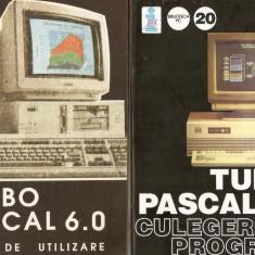 TURBO 6.0-Ghid de utilizare+Culegere de programe - Carte Limbaje de programare