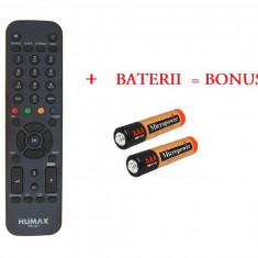 Telecomanda humax digi rcs-rds (RM-G01) + baterii