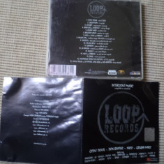 Loop Records intercont music cd disc compilatie muzica hip hop rap