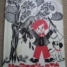 MORCOVEATA JULES RENARD ilustrata carte povesti pentru copii - Carte de povesti