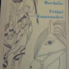 Nagy Borbala - Trojai Kasszandre - Carte in maghiara