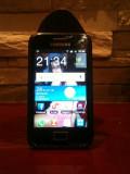 Samsung Galaxy Ace Plus, Negru, Neblocat, 3.8''