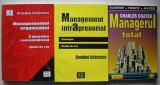 Carti despre Management - 3 titluri