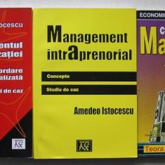 Carti despre Management - 3 titluri - Carte Management