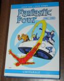 Stan lee FANTASTIC FOUR integrala 1961-1962 Marvel Panini  CEI PATRU FANTASTICI