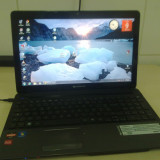 Laptop Packard Bell EasyNote TS11SB, AMD Quad, 8 Gb, 1 TB