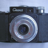 Aparat foto cu film Smena+tocul aferent