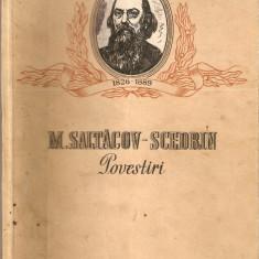 M.Saltacov-Scedrin-POVESTIRI - Roman, Anul publicarii: 1952