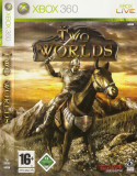 Cumpara ieftin JOC XBOX 360 TWO WORLDS ORIGINAL PAL / STOC REAL / by DARK WADDER, Actiune, 16+, Single player