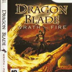 JOC WII DRAGON BLADE WRATH OF FIRE ORIGINAL PAL / STOC REAL / by DARK WADDER - Jocuri WII, Actiune, 12+, Single player