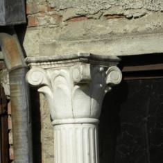 COLOANA GRECEASCA - Arheologie