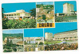 carte postala(ilustrata)- ZALAU-SALAJ- colaj