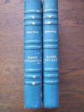 S.ZWEIG - MARIA STUART / MARIA ANTONETA (2 vol), 1936 LIMBA FRANCEZA