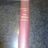 I . Peltz - Pui de lele - 1937 - Carte veche