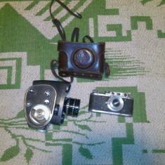 Camera video si aparat foto antic - Aparat Filmat